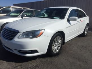 2012 Chrysler 200 LX AUTOWORLD (702) 452-8488 Las Vegas, Nevada 1