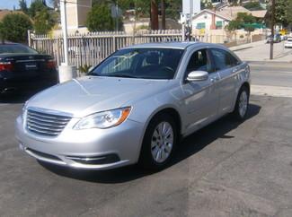2012 Chrysler 200 LX Los Angeles, CA
