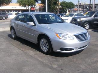 2012 Chrysler 200 LX Los Angeles, CA 4