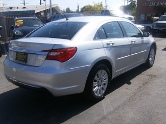2012 Chrysler 200 LX Los Angeles, CA 5