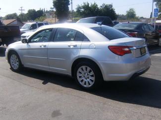 2012 Chrysler 200 LX Los Angeles, CA 8