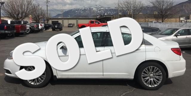 2012 Chrysler 200 LX Ogden, Utah 0