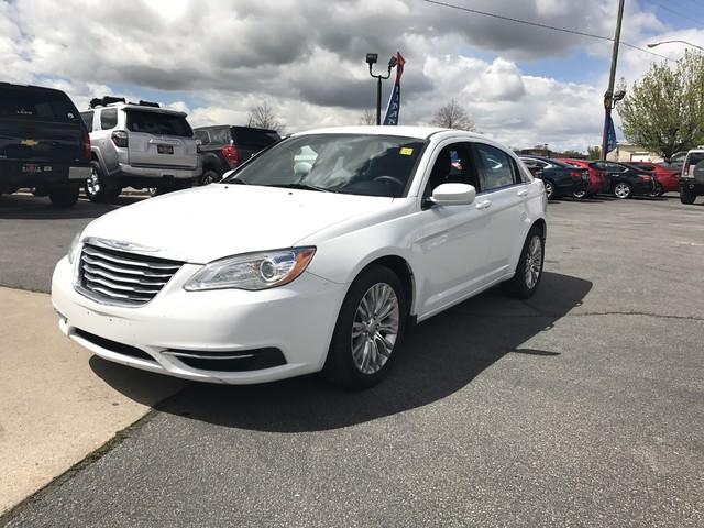 2012 Chrysler 200 LX Ogden, Utah 1