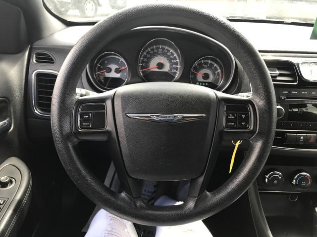 2012 Chrysler 200 LX Ogden, Utah 12