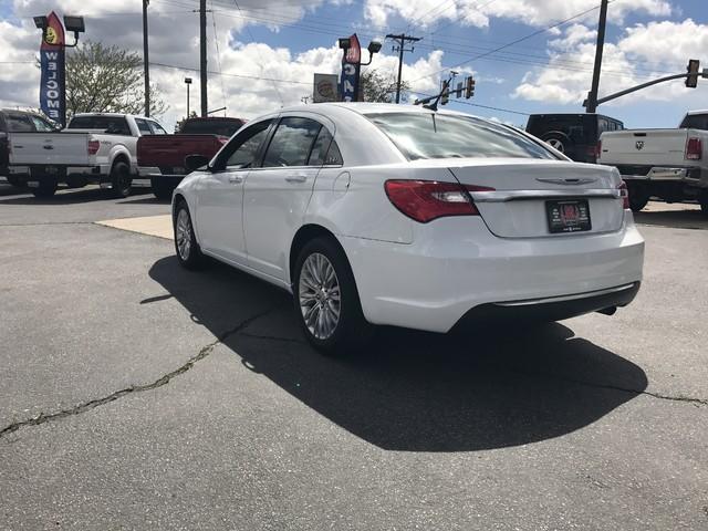 2012 Chrysler 200 LX Ogden, Utah 3