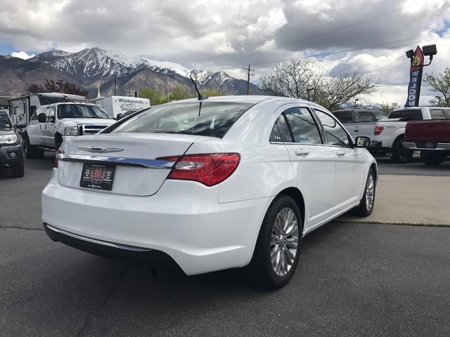 2012 Chrysler 200 LX Ogden, Utah 5