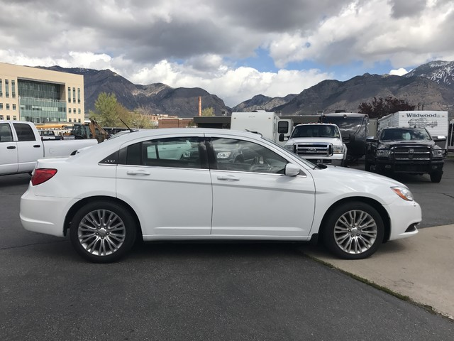 2012 Chrysler 200 LX Ogden, Utah 6