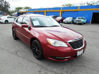 2012 Chrysler 200 LX | Santa Ana, California | Santa Ana Auto Center in Santa Ana California