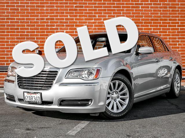 2012 Chrysler 300 Burbank, CA 0