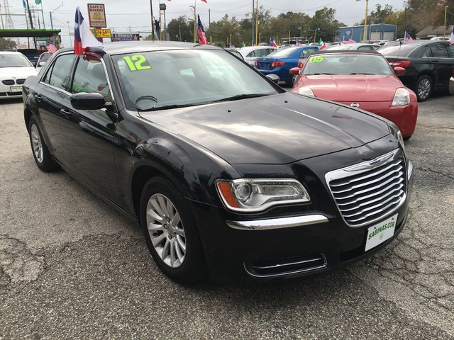 2012 Chrysler 300 TOURING Houston, TX 2