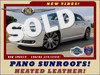 2012 Chrysler 300 300S PANO SUNROOFS-HEATED LEATHER! Mooresville , NC