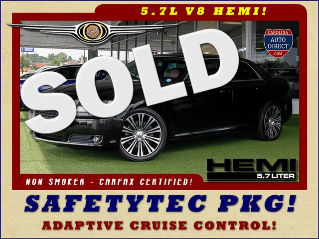 2012 Chrysler 300 300S RWD - SAFETYTEC - HEMI V8! Mooresville , NC 0