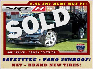 2012 Chrysler 300 SRT8 RWD - SAFETYTEC - NAV - PANO SUNROOFS! Mooresville , NC