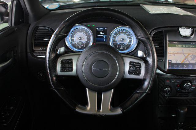 2012 Chrysler 300 SRT8 RWD - SAFETYTEC - NAV - PANO SUNROOFS! Mooresville , NC 8