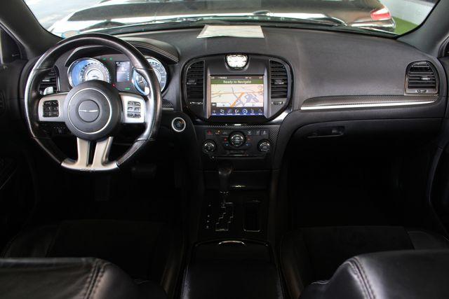 2012 Chrysler 300 SRT8 RWD - SAFETYTEC - NAV - PANO SUNROOFS! Mooresville , NC 35