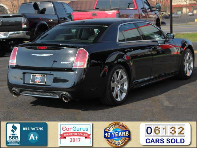 2012 Chrysler 300 SRT8 RWD - SAFETYTEC - NAV - PANO SUNROOFS! Mooresville , NC 2