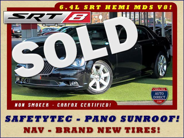 2012 Chrysler 300 SRT8 RWD - SAFETYTEC - NAV - PANO SUNROOFS! Mooresville , NC 0