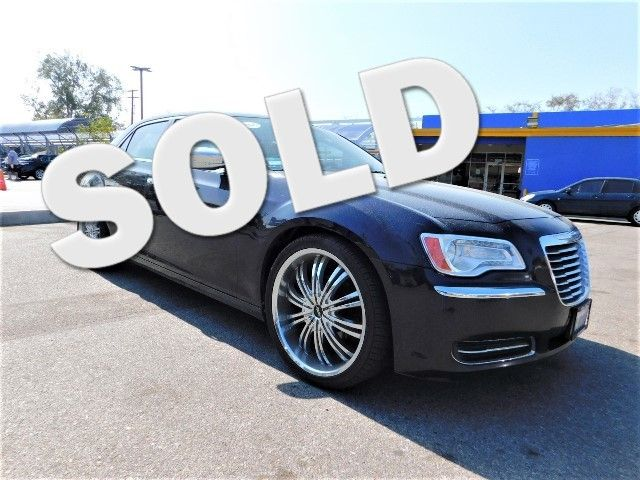 2012 Chrysler 300 Limited warranty included to assure your worry-free purchase AutoCheck report i