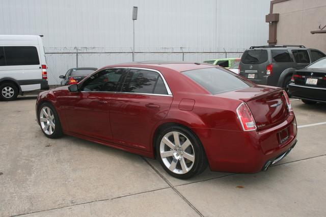 2012 Chrysler 300C SRT8 Houston, Texas 2