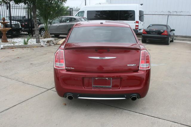 2012 Chrysler 300C SRT8 Houston, Texas 4