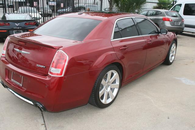 2012 Chrysler 300C SRT8 Houston, Texas 8