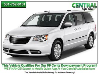 2012 Chrysler Town & Country in Hot Springs AR