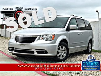 2012 Chrysler Town & Country Touring | Lewisville, Texas | Castle Hills Motors in Lewisville Texas