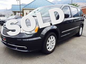 2012 Chrysler Town & Country Touring LINDON, UT