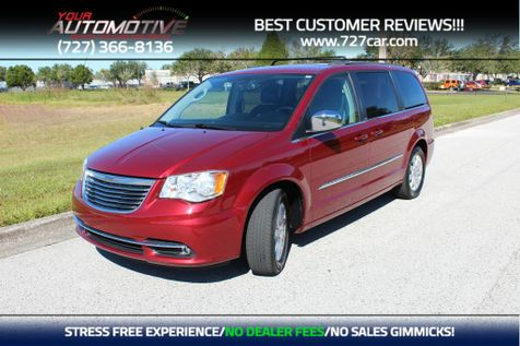 2012 Chrysler Town & Country Touring-L in PINELLAS PARK, FL
