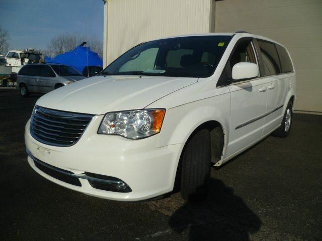 2012 Chrysler Town & Country Touring Roscoe, Illinois 0