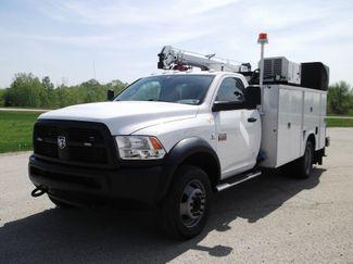 2012 Dodge 5500 Crane Truck, 23' Stellar 5521, 5000 lbs, Auto ., .