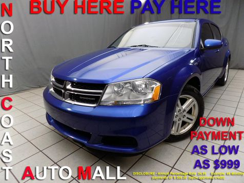 2012 Dodge Avenger SXT As low as $999 DOWN in Cleveland, Ohio