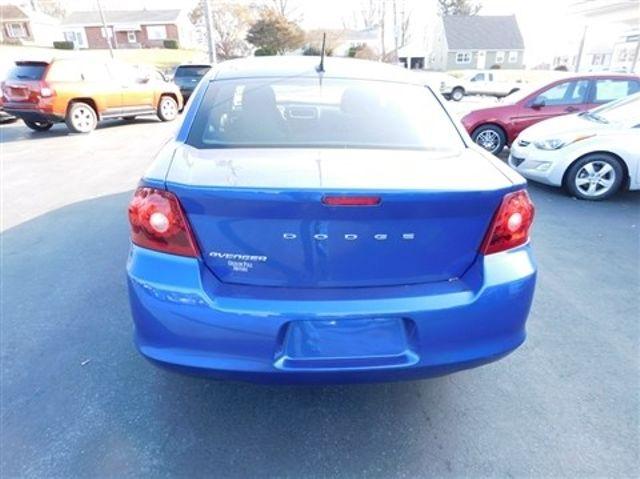 2012 Dodge Avenger SE Ephrata, PA 4