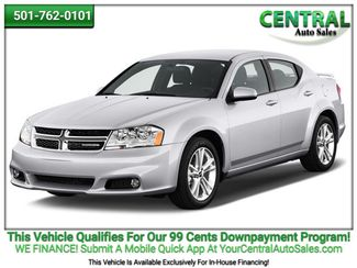 2012 Dodge Avenger SXT Plus | Hot Springs, AR | Central Auto Sales in Hot Springs AR