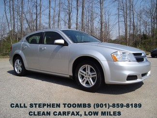 2012 Dodge Avenger in Memphis Tennessee