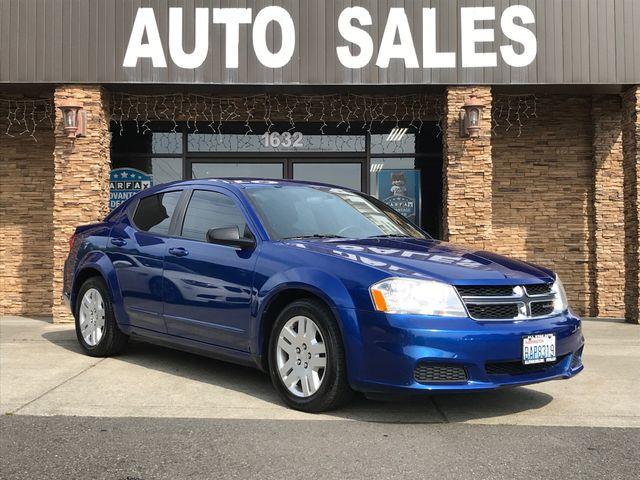 2012 Dodge Avenger SE Blue Streak 2012 Dodge Avenger SE FWD 6-Speed Automatic 36L V6 24V VVT 291