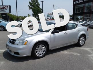 2012 Dodge Avenger in Virginia Beach, Virginia