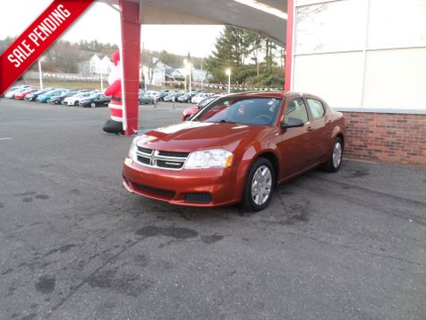 2012 Dodge Avenger SE in WATERBURY, CT