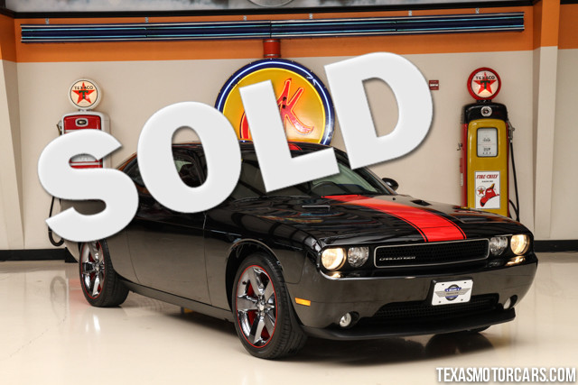 2012 Dodge Challenger Rallye Redline This Clean Carfax 2012 Dodge Challenger Rallye Redline is in g