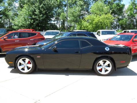 2012 Dodge Challenger SRT8 392 Back w/ Silver Rally Stripes  in Ankeny, IA