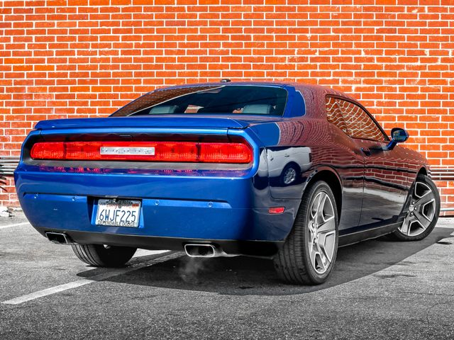 2012 Dodge Challenger R/T Classic Burbank, CA 4