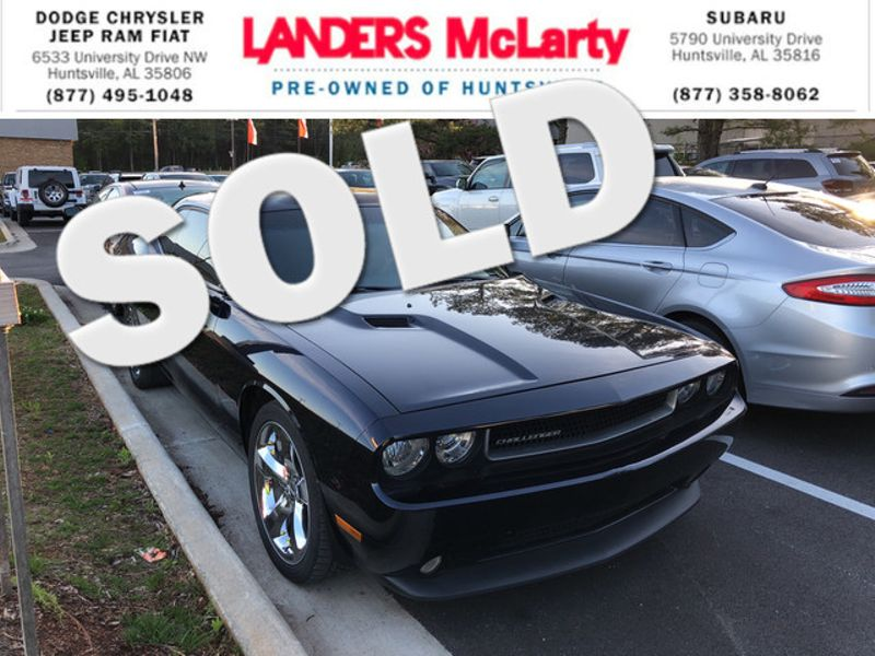 2012 Dodge Challenger SXT Plus | Huntsville, Alabama | Landers Mclarty DCJ & Subaru in Huntsville Alabama