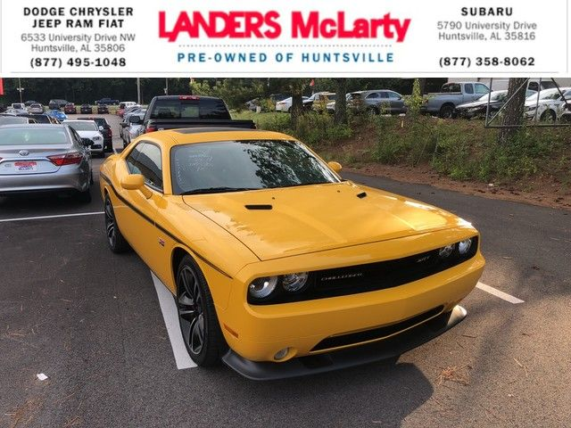 2012 Dodge Challenger Yellow Jacket | Huntsville, Alabama | Landers Mclarty DCJ & Subaru in  Alabama