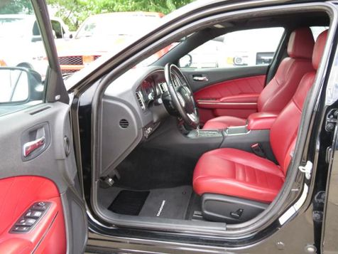 2012 Dodge Charger RT Plus Road &Track Pkg Black with Red Leather  in Ankeny, IA