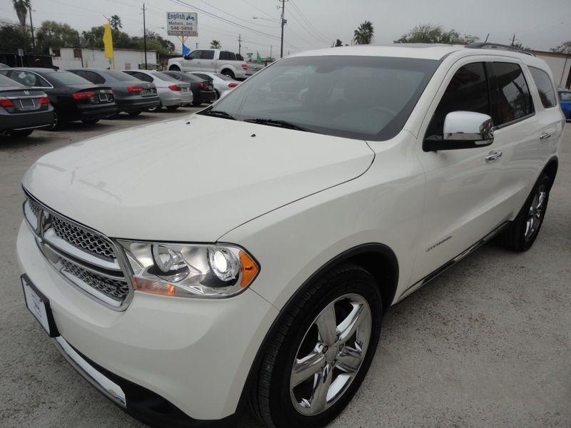 2012 Dodge Durango Citadel  Brownsville TX  English Motors  in Brownsville, TX