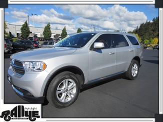 2012 Dodge Durango SXT AWD 3.6L V6 FLEXFUEL *JUST REDUCED* Burlington, WA