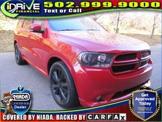 2012 Dodge Durango R/T | Louisville, Kentucky | iDrive Financial in Lousiville Kentucky