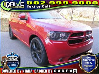 2012 Dodge Durango R/T | Louisville, Kentucky | iDrive Financial in Lousiville Kentucky