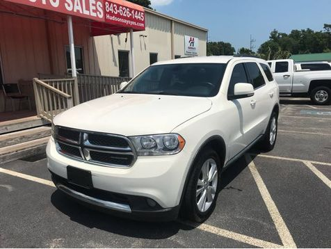 2012 Dodge Durango Crew | Myrtle Beach, South Carolina | Hudson Auto Sales in Myrtle Beach, South Carolina