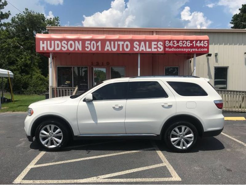 2012 Dodge Durango Crew | Myrtle Beach, South Carolina | Hudson Auto Sales in Myrtle Beach South Carolina